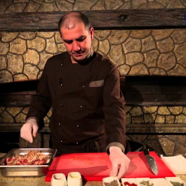 Рецепт шашлыка из свинины с уксусом