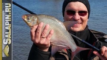 Рыбалка с фидером: Открытие сезона в апреле на Москва-реке