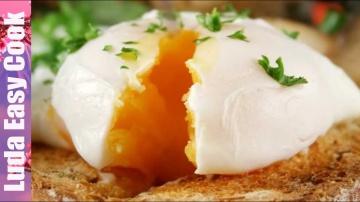 Позитивная Кухня СУПЕР БЫСТРЫЙ ЗАВТРАК ЯЙЦО ПАШОТ ЗА 3 МИНУТЫ | 3 minute breakfast recipes