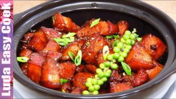 Свинина по-китайски рецепт приготовления | Luda Easy Cook