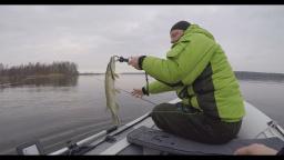 Щучки на 8 марта - Отчёт с рыбалки