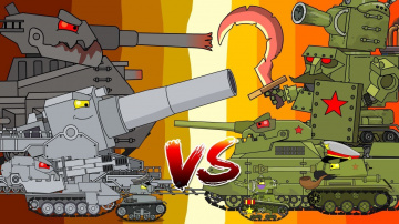 Первый сезон - Железных монстров / Мультики про танки