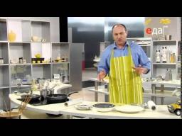 Как правильно пожарить отбивные из печёнки рецепт от шеф-повара /  русская кухня
