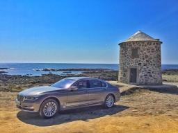 THE NEW BMW 7 SERIES 2016 - Большой тест-драйв (видеоверсия) / Big Test Drive