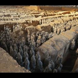 80 чудес света: Армия терракотовых воинов в Китае: Часть 21