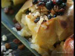 Юлия Высоцкая — Запеченные яблоки с орехами и изюмом