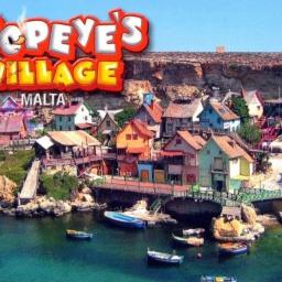 Деревня Моряка Папая существует в реальности: Это деревня Свитхевен на Мальте