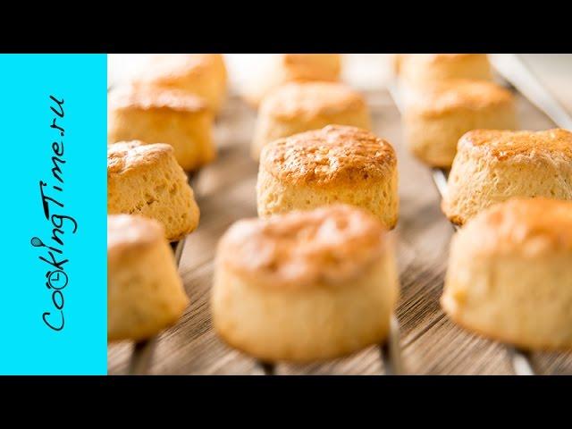 Американские Булочки к завтраку | Рецепт приготовления
