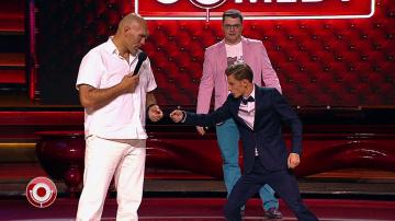 Николай Валуев в Comedy Club 28.08.2015