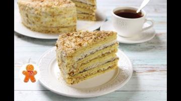 Торт Стефания | Рецепт Ирины Хлебниковой