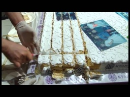 """День рождения """"Bishkek Park"""" и Самый большой торт!"""