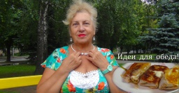 Светлана Чернова -  Идеи для обеда-блинчики с яблоками