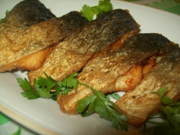 | Рецепт Светланы Черновой Жареный толстолобик