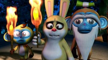 Кротик и Панда - 38 серия - Новые мультики для детей