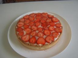 Клубничный пирог (Пай, Тарт) | Рецепт Маринкины Творинки