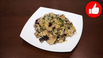 Как приготовить вкусные баклажаны в сметане в мультиварке рецепт