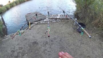 Вечерние рыбалки на кормачки по холодной воде | Дневник рыболова