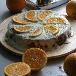 Юлия Высоцкая — Апельсиновый торт