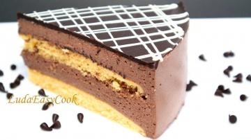 Позитивная Кухня ШОКОЛАДНЫЙ Торт ПТИЧЬЕ МОЛОКО с агаром ООЧень вкусный - Bird's milk cake recipe
