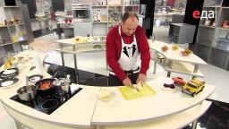 Украинския борщ | Видео рецепт шеф-повара Илья Лазерсон