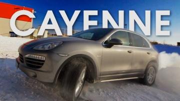 Porsche CAYENNE Diesel: Туарег на Максималках / Тест-Драйв и Обзор