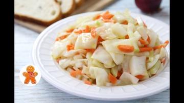 Салат из Овощей По-Корейски | Рецепт Ирины Хлебниковой