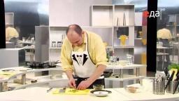 Холодный сметанный соус к отварному картофелю рецепт от шеф-повара / Илья Лазерсон