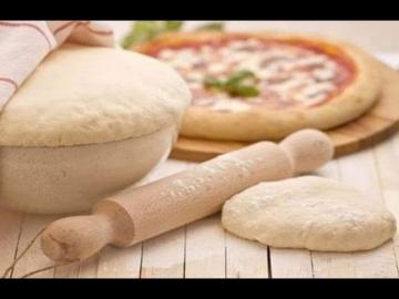 Дрожжевое тесто для пиццы-правильный итальянский рецепт/Лазерсон Мировой повар