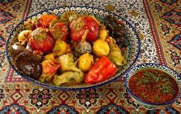 Овощная долма | Рецепт Сталика Ханкишиева