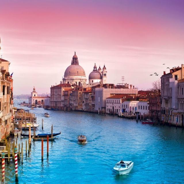 Италия - отдых круглый год