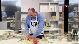 Как нарезать помидоры мастер-класс от шеф-повара / Илья Лазерсон / Полезные советы