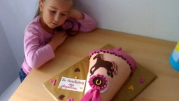"3 д торт ""школьный кулек"" ч 3 Schultüte torte"