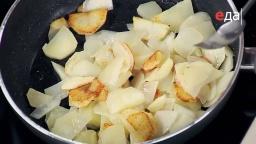 Как обсушить картофель для жарки мастер-класс от шеф-повара / Илья Лазерсон