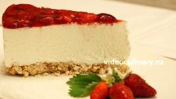 Творожный торт без выпечки от Бабушки Эммы