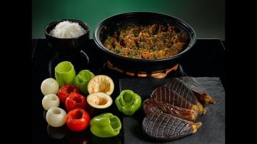 Далма по Азербайджански из овощей с мясной начинкой   Рецепт Сталика Ханкишиева
