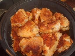 Куриные окорочка с гречкой | Рецепт Маринкины Творинки