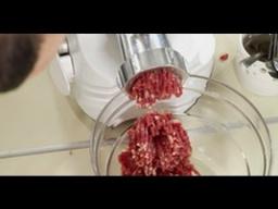Чтобы мясо не наматывалось на нож мясорубки от шеф-повара / Илья Лазерсон / Обед безбрачия