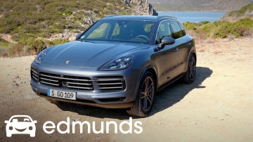 2019 Porsche Cayenne Review | Test Drive | Edmunds