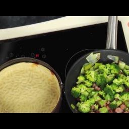 Как выпечь из песочного теста форму для пирога с жидкой начинкой | Лазерсон Мировой повар