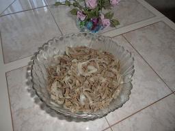 Ольга Уголок -  Вкуснейший салат из печени говяжьей