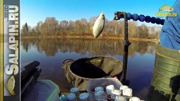 Экшн рыбалка на канале 21.04.2014 [salapinru]