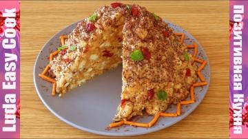 Позитивная Кухня Торт муравейник за 10 минут без выпечки