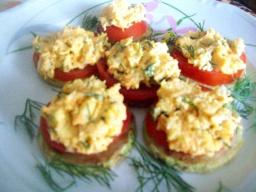 Закуска из кабачка, помидора, сыра и моркови с чесноком. | Рецепт Светланы Черновой
