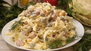 Калинина Наталья  Очень Вкусный салат к Ужину!