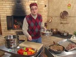 Ханкишиев Сталик - Большой обед, 2012-mar-04 - Видео рецепт