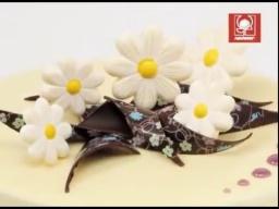 Украшение тортов мастикой (Decorating cakes)