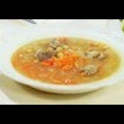 Суп из нута и чечевицы с бараниной - Марокканская Харира | Лазерсон Кулинарный ликбез