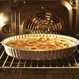 Форму для запекания в духовке ставят на решётку | Лазерсон Мировой Шеф-повар