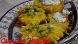 Горячие бутерброды с жареным картофелем /Hot sandwiches with fried potatoes | Рецепт Светланы Чернов