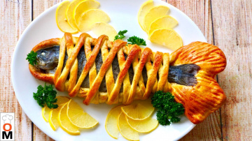 Золотая Рыбка, Вопрос Что Приготовить На НОВЫЙ ГОД РЕШЕН | Ольга Матвей